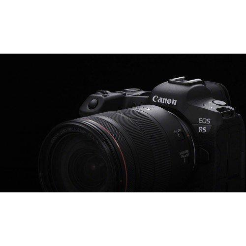 Canon EOS R5 в феврале получит новую прошивку