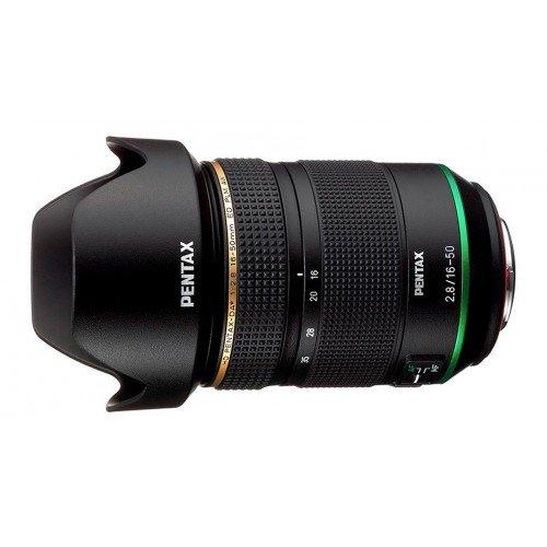Pentax HD PENTAX-DA*16-50mm F2.8ED PLM AW представят в 2021 году