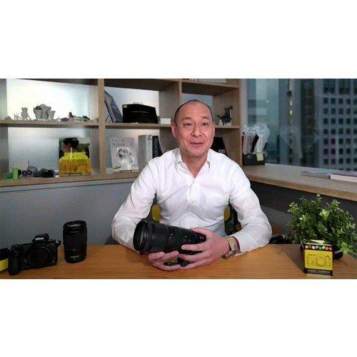 Nikon официально подтвердил выход новых камер в 2021 году