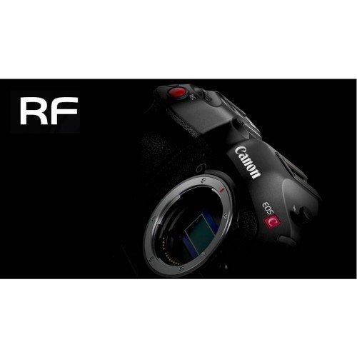 Canon представит RF-кинообъективы вместе с камерами Cinema EOS C300S и C500S
