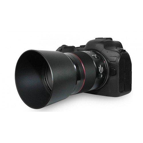 Представлен объектив Yongnuo YN 85mm F1.8R DF DSM AF для Canon RF