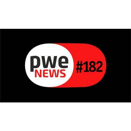 PWE News #182 | Olympus PEN E-P7 и 8-25mm F4 | дрон Sony Airpeak S1 | Godox SL100D