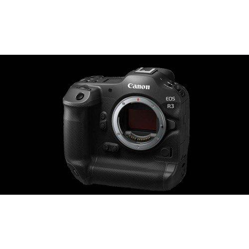 Canon EOS R3 уже тестируется
