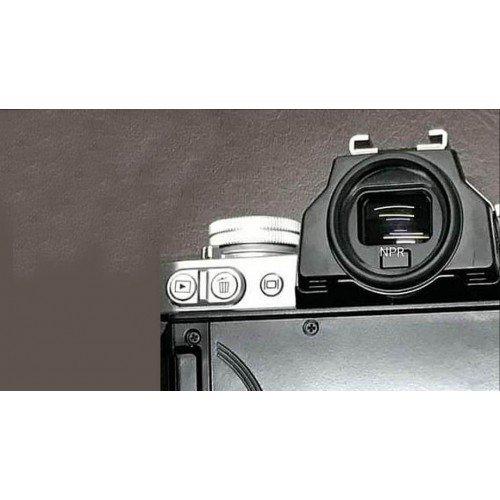 Nikon Z fc в ретростиле