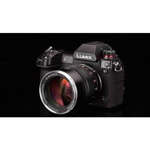 Представлен Mitakon Speedmaster 50mm f/0.95 III для L-mount