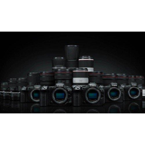 """После EOS R3 Canon представит новые """"доступные"""" камеры с байонетом RF"""