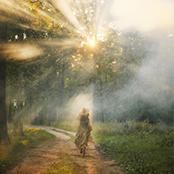 Имитация тумана на фотографии