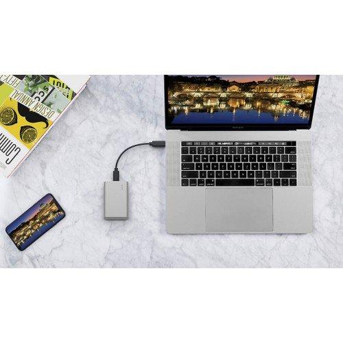 Новые внешние накопители LaCie Mobile SSD Secure и LaCie Portable SSD